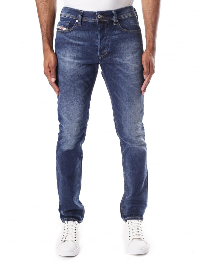 Diesel Tepphar 84HV Men's Carrot Fit Jean