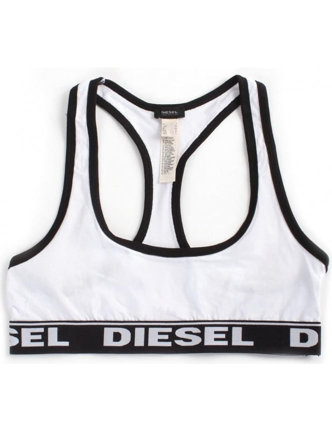 Diesel UFSB Miley Women's Logo Band Bra