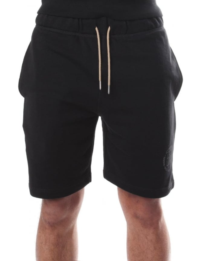 Diesel UMLB-Pan Men's Tie Waist Sweat Shorts