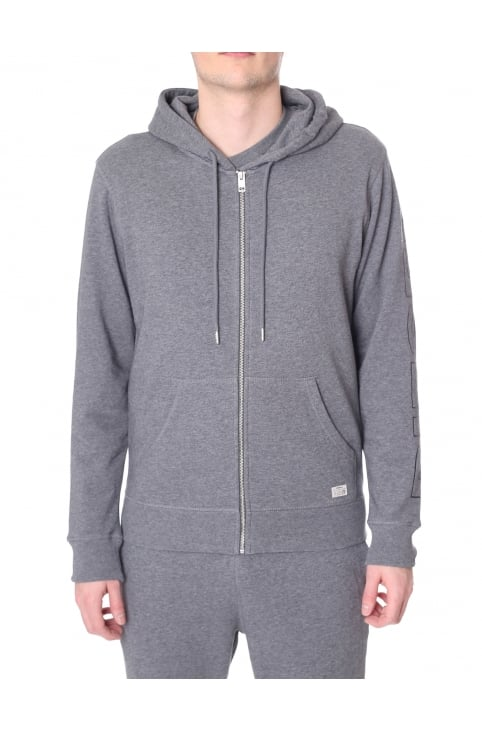 UMLT-Brandon-Z Zip Through Hooded Sweat Top