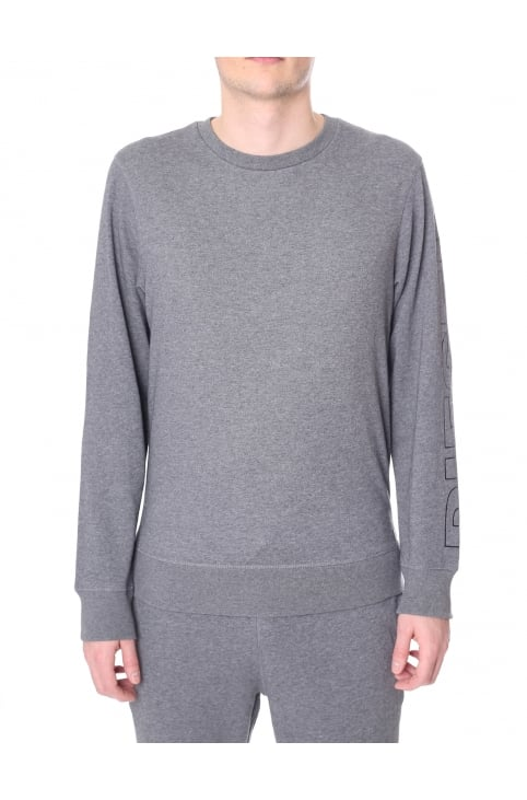 UMLT-Willy Men's Crew Neck Sweat Top