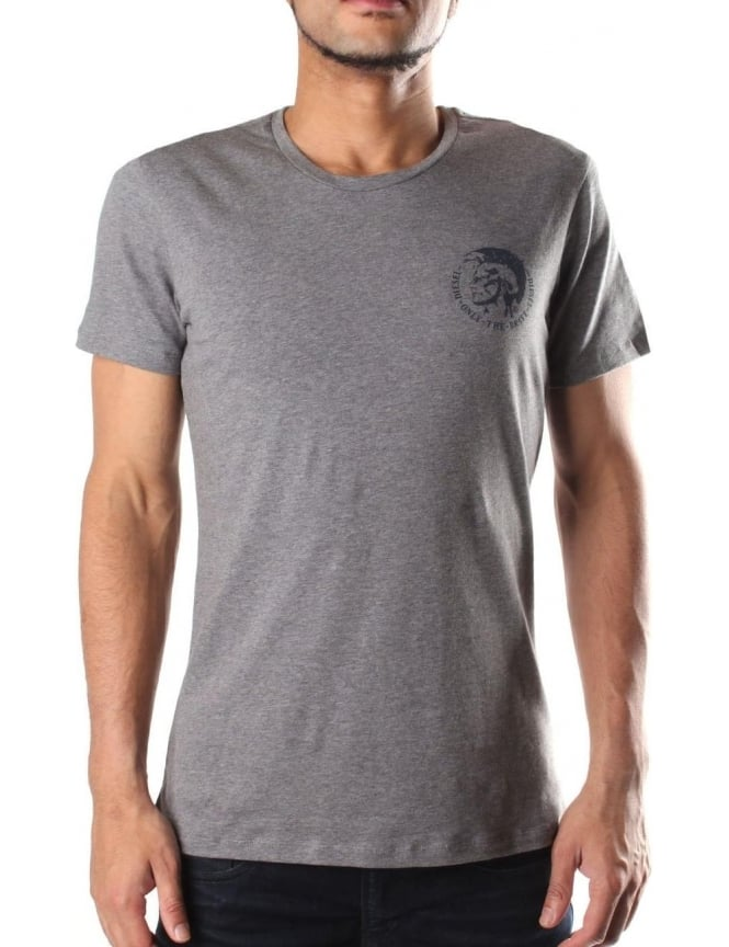 Diesel Umtee-Randal Men's Crew Neck T-Shirt