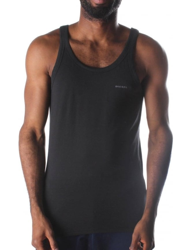 Diesel UMTK-Bale Men's Stretch Cotton Tank Top