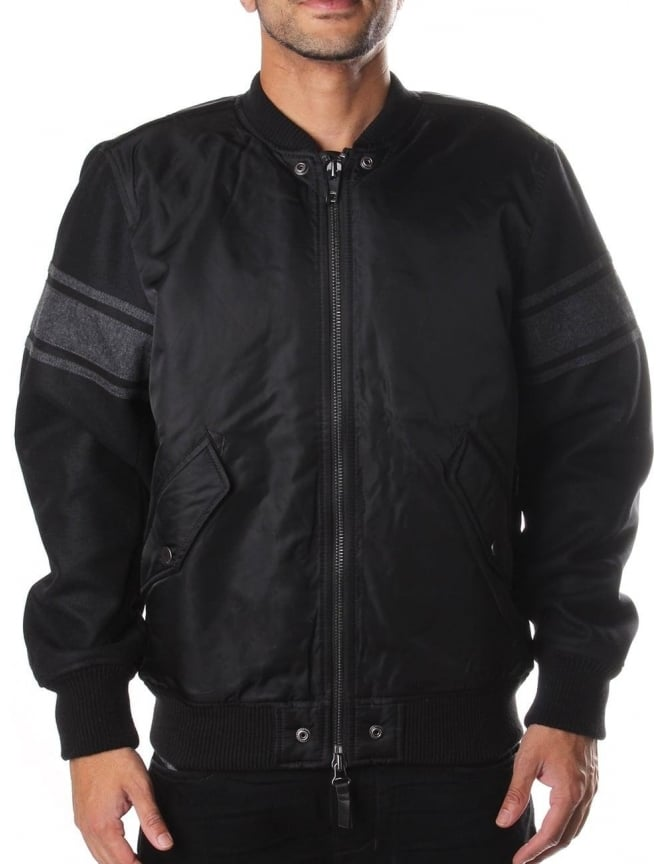 Diesel W-Kitt-Type men's Bomber Jacket