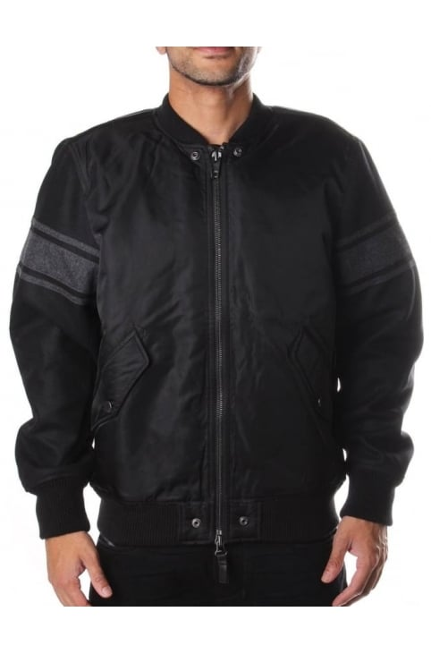 W-Kitt-Type men's Bomber Jacket