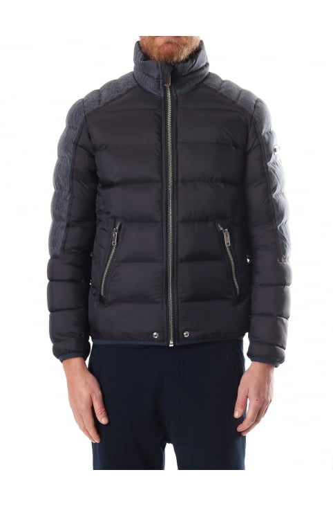 W-Mode-FD Men's Quilted Jacket