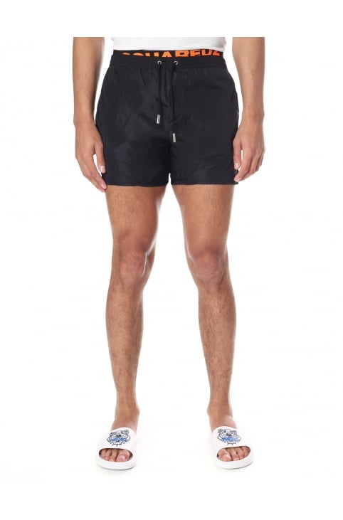 Men's Waist Band Swim Shorts