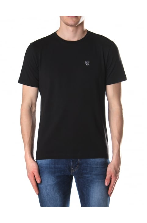 Crew Neck Men's Short Sleeve Tee