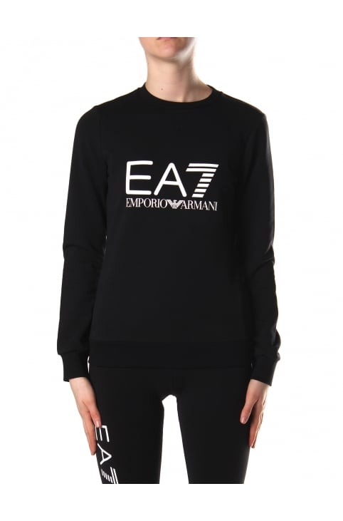 Crew Neck Women's Sweat Top
