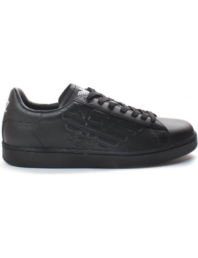 EA7 Eagle Logo Men's Lace Up Trainer