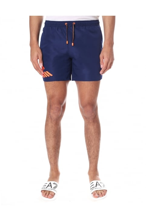 Men's Fluo Eagle Swim Short