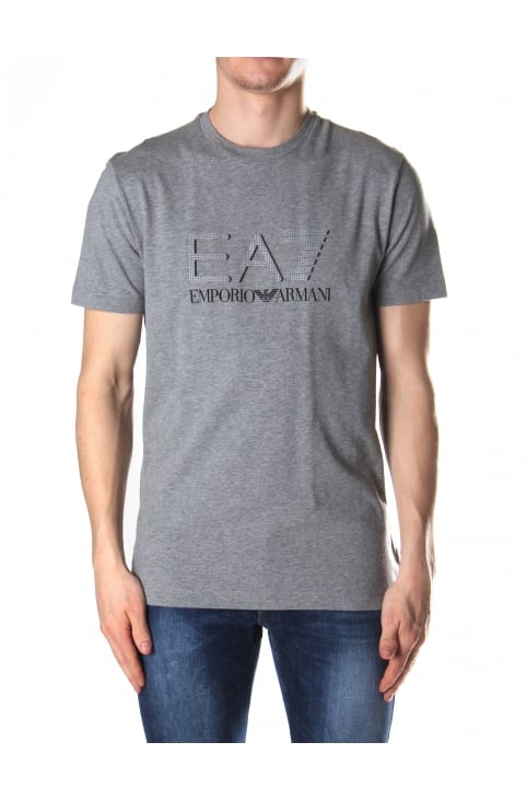 Men's Short Sleeve Crew Neck Tee