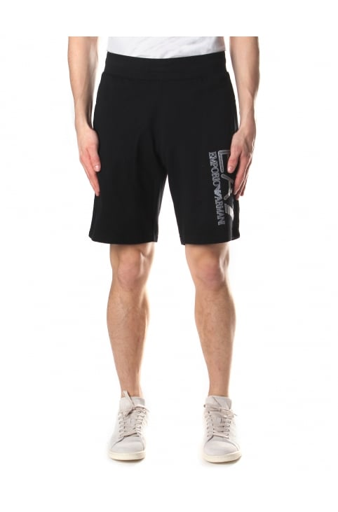Men's Tie Waist Sweat Shorts
