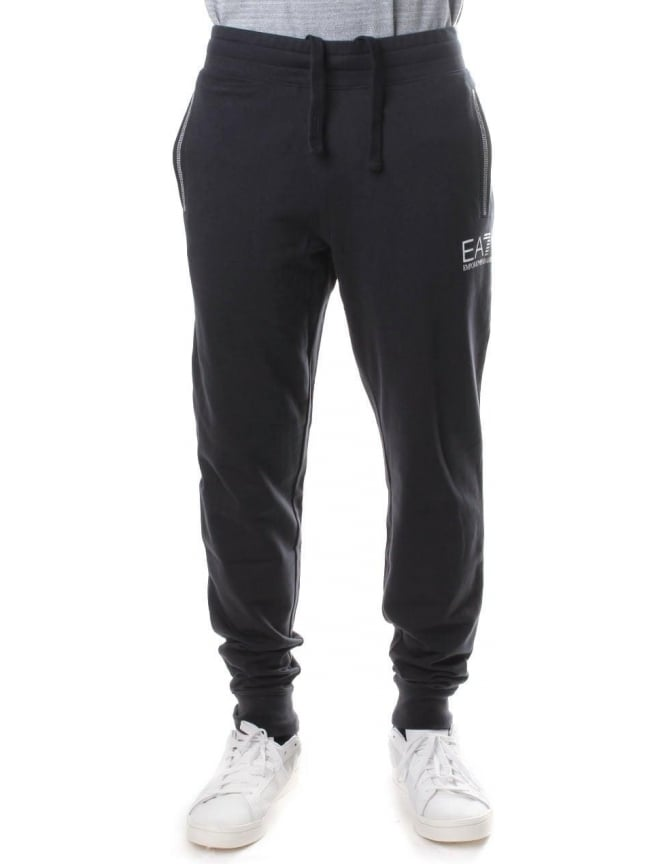 EA7 Tie Waist Men's Sweat Pants