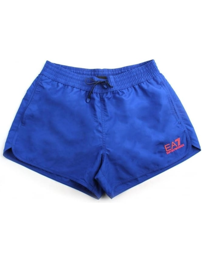 EA7 Tie Waist Men's Swim Shorts