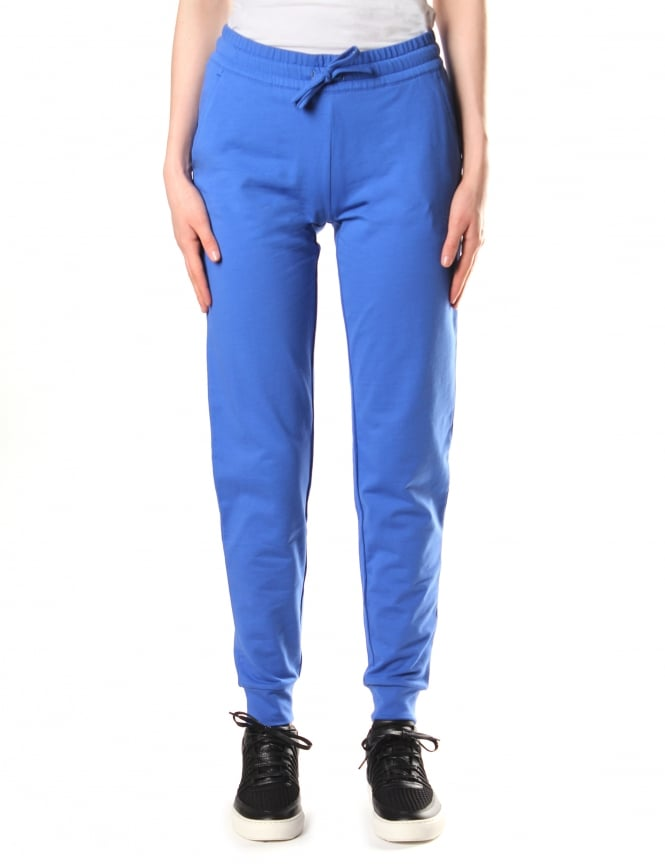 EA7 Tie Waist Women's Sweat Pants