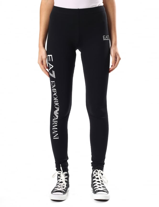 EA7 Women's Logo Print Leggings