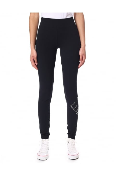 Women's Logo Series Diamante Legging