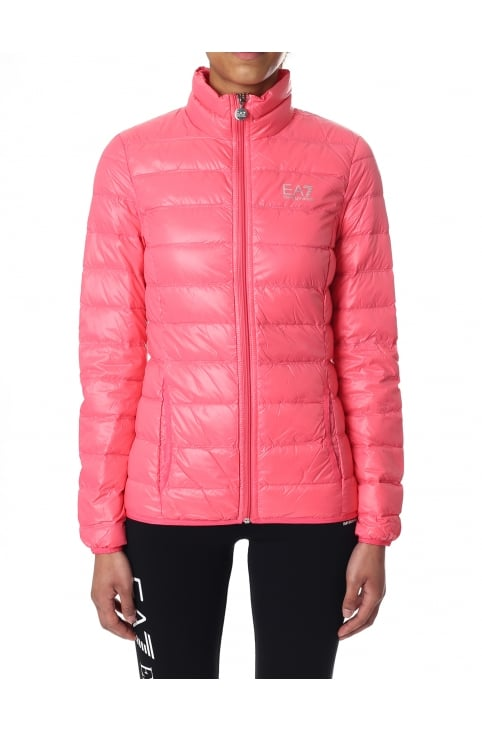 Women's Zip Through Down Jacket