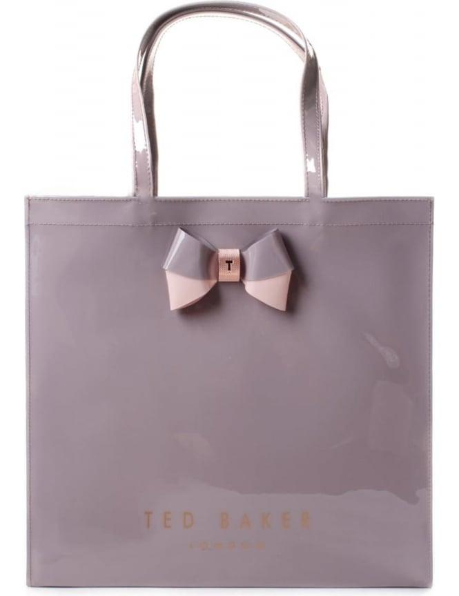 latest discount sale online purchase authentic Ted Baker Elacon Women's Colour Block Bow Large Icon Bag