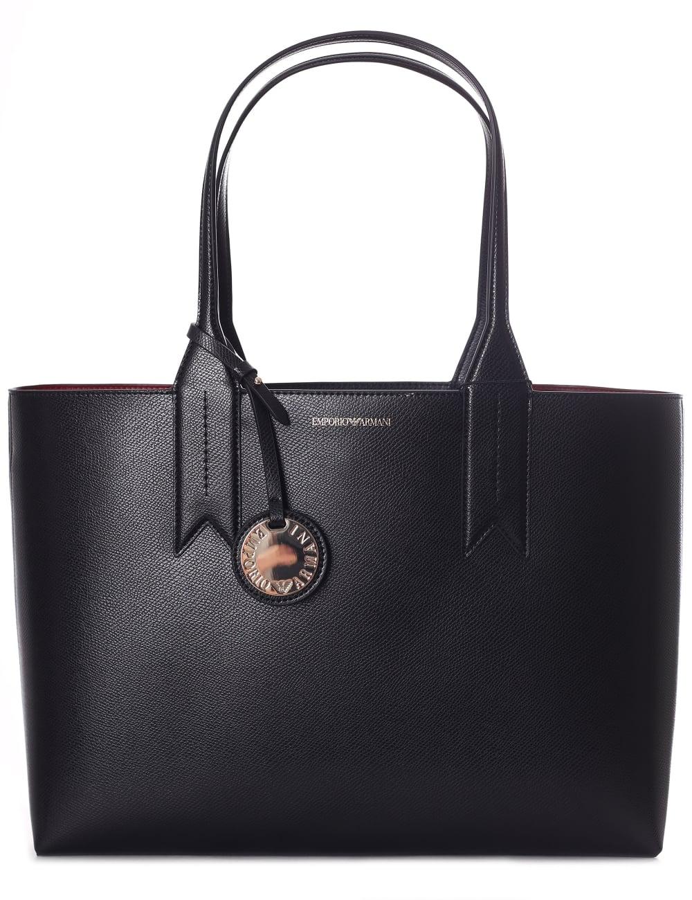 f0cd46397a1a6 Emporio Armani Borsa Women s Large Shopping Bag