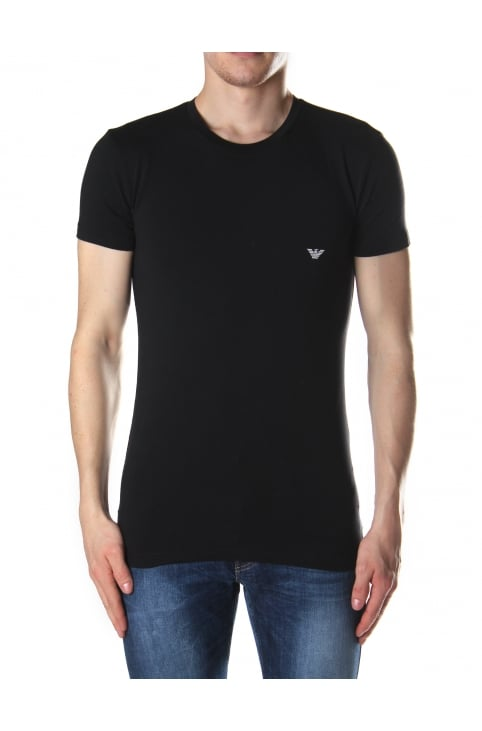 Eagle Logo Men's Crew Neck Tee
