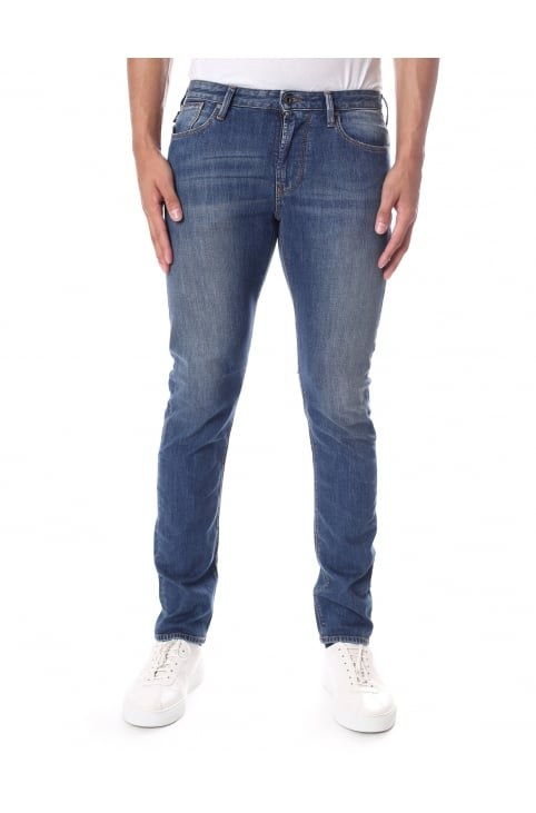 J06 Men's Slim Fit Stretch Jean