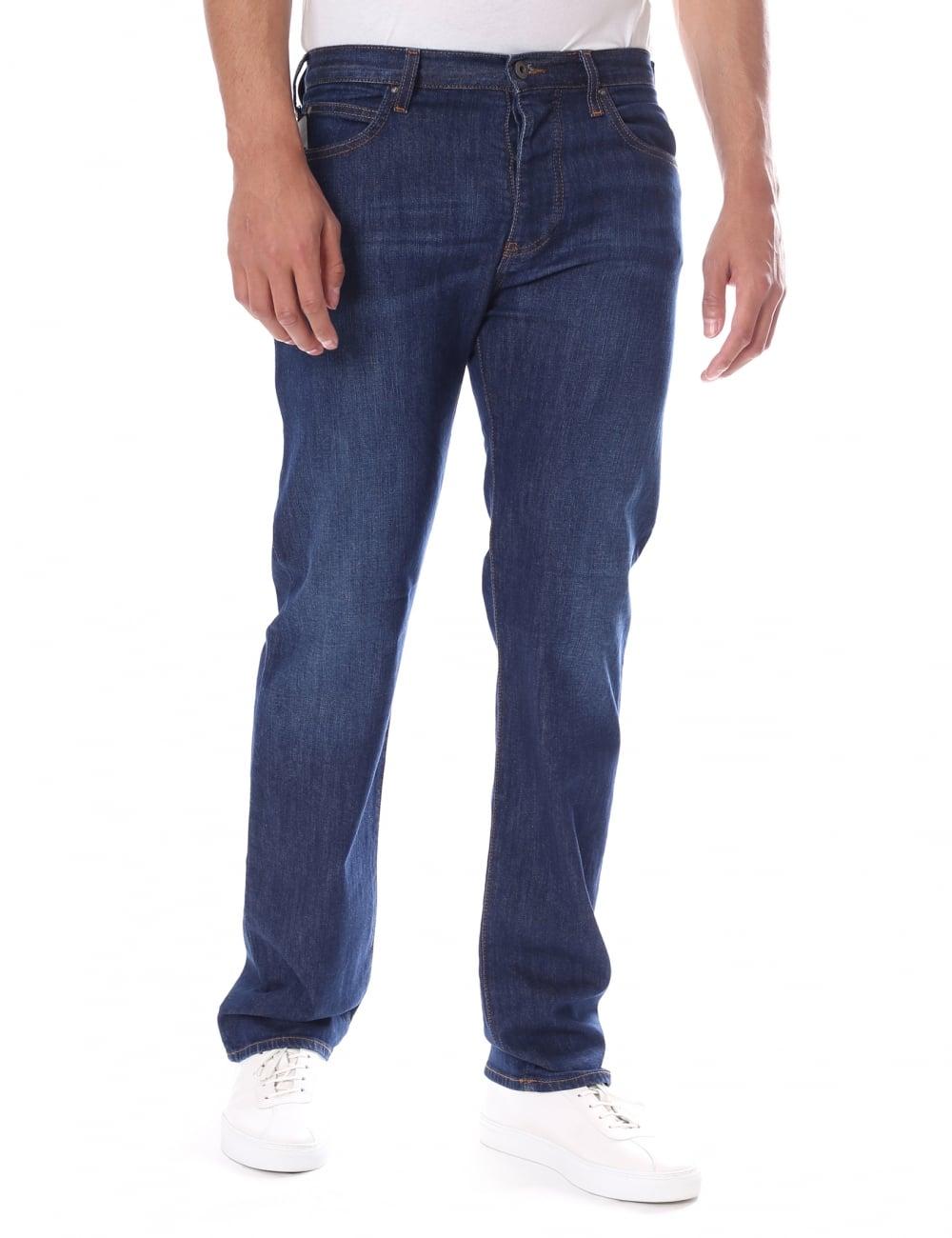 f833164af2cb Emporio Armani J21 Men s Regular Fit Jean