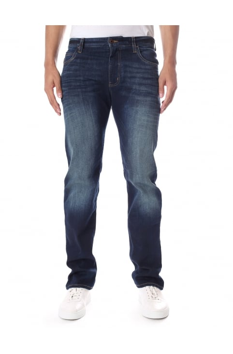 J45 Men's Slim Fit Bleached Jean