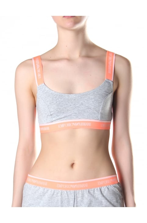 Logo Band Women's Bralette