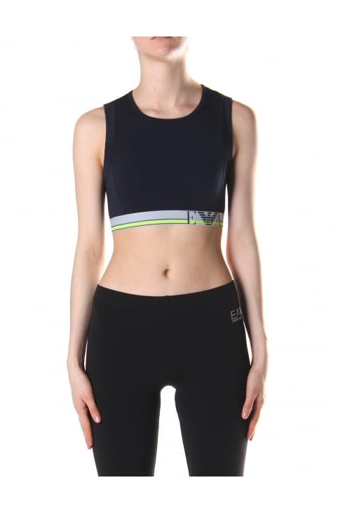 Logo Band Women's Short Top
