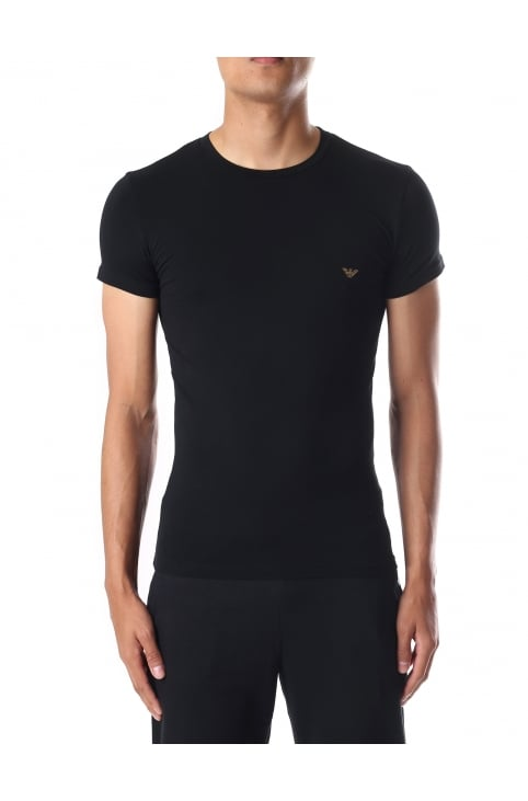 Men's Crew Neck Stretch Tee
