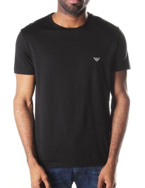 Emporio armani men 39 s pima cotton crew neck t shirt for Pima cotton crew neck t shirt
