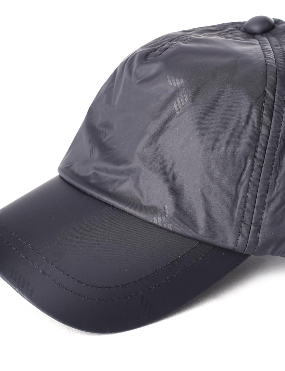 Emporio Armani Men s Repeat Logo Baseball Cap 228862c563ab