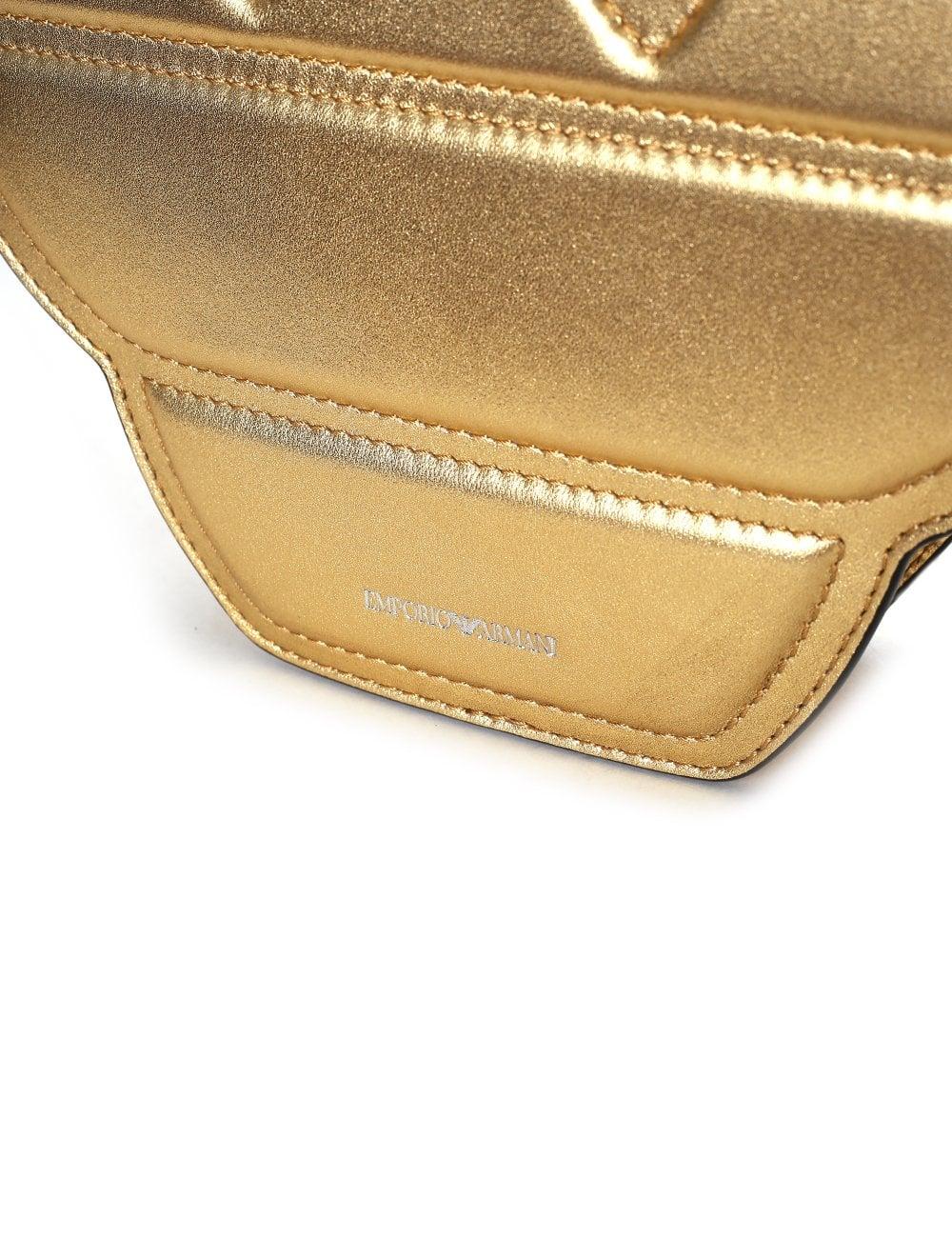 475c44b64c Emporio Armani Women s Eagle Crossbody Bag