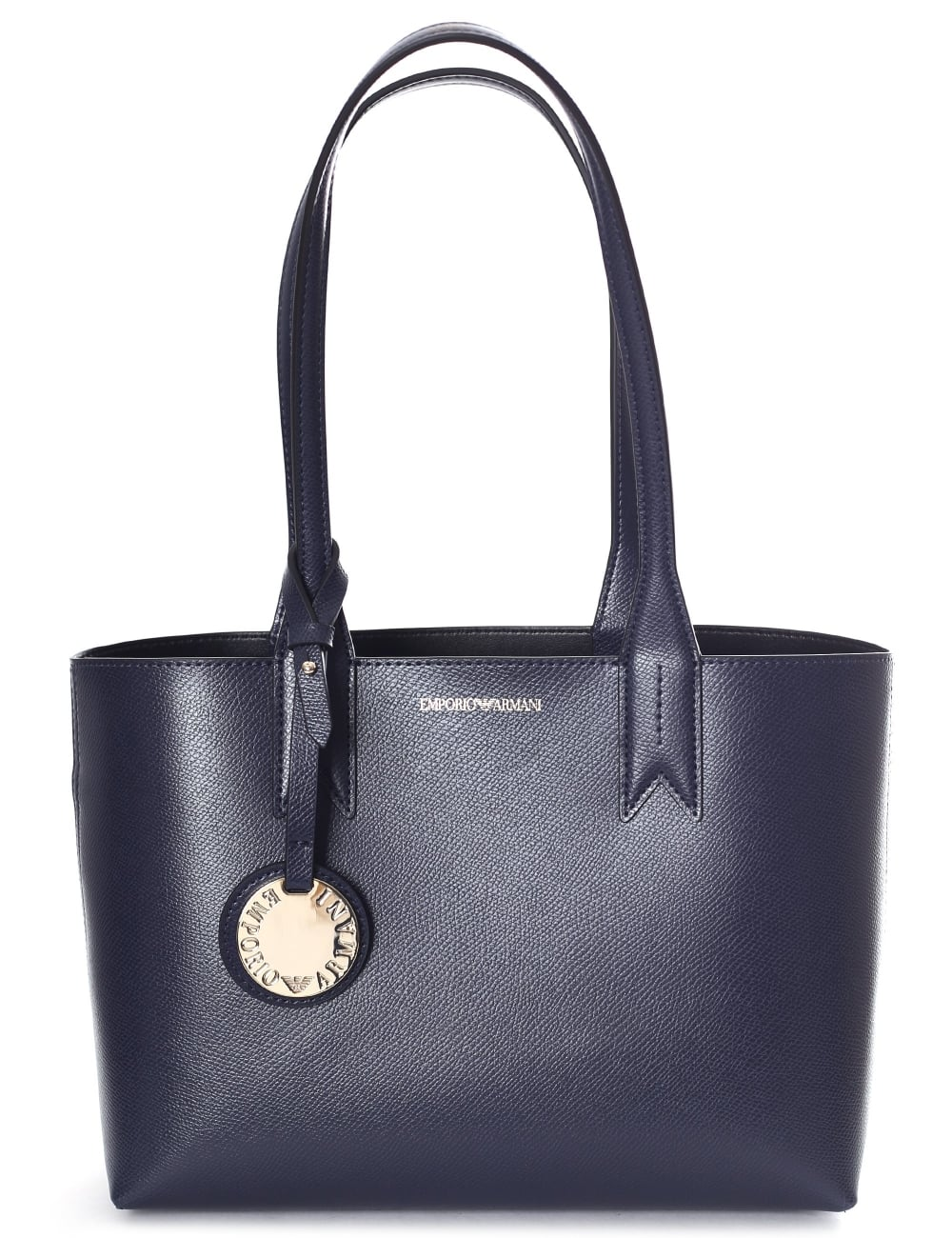 3f8a4bd6630 Emporio Armani Women s Frida Small Shopper Bag