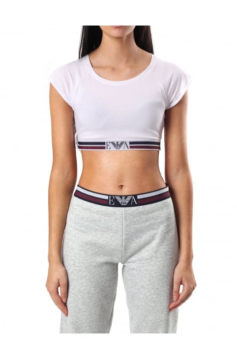 Women's Logo Band Top