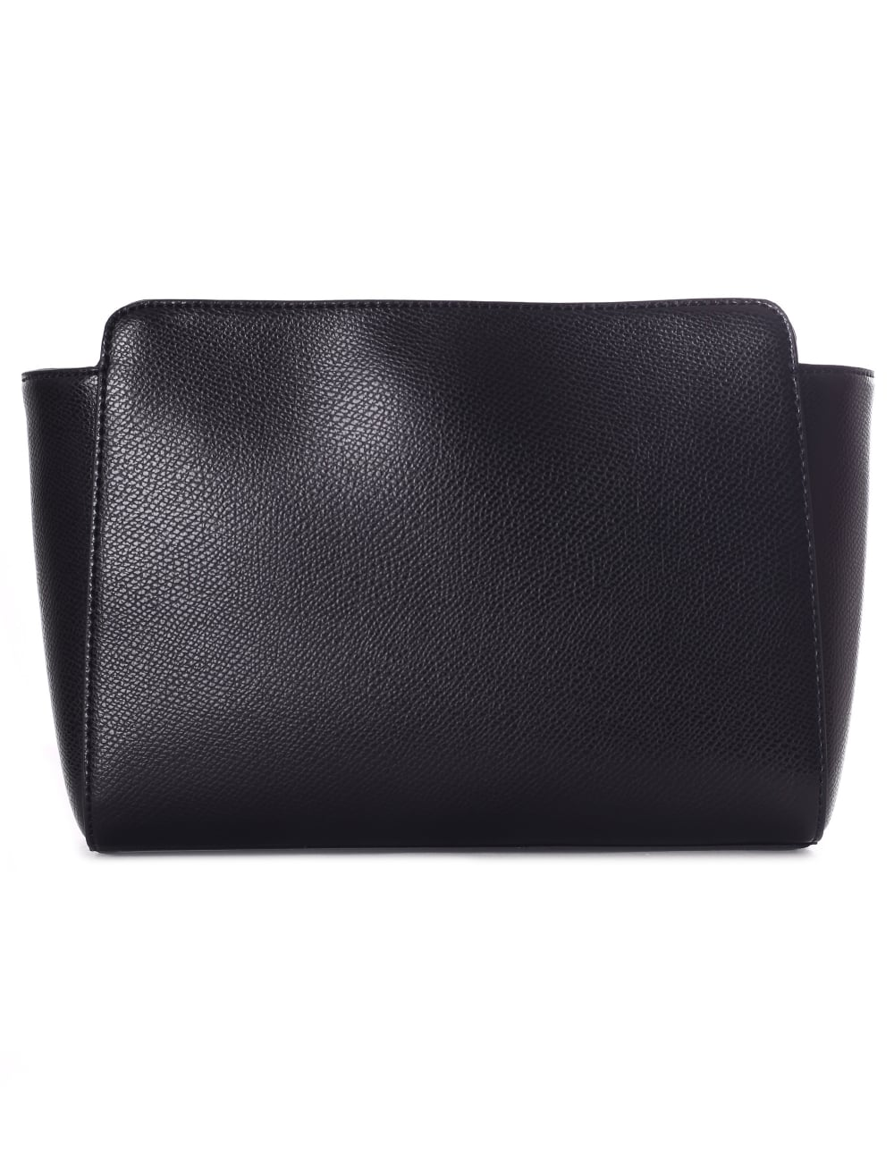 f21f6ccfa2cfe Emporio Armani Women s Medium Grain Crossbody Bag Black