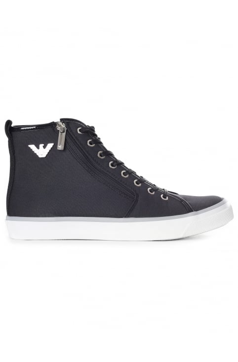 Women's Zip Hi Top Trainer