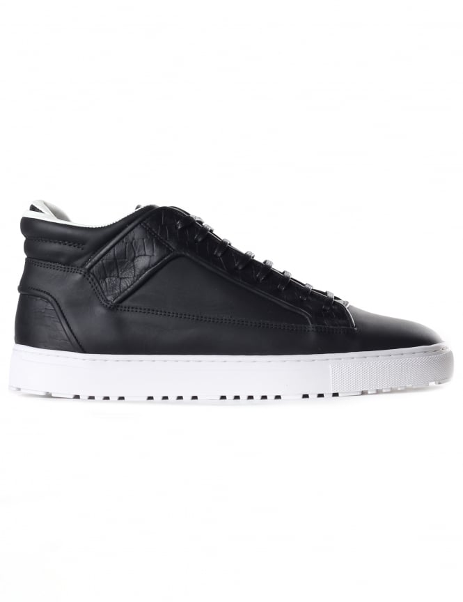 ETQ Men's Mid 2 Leather Trainer
