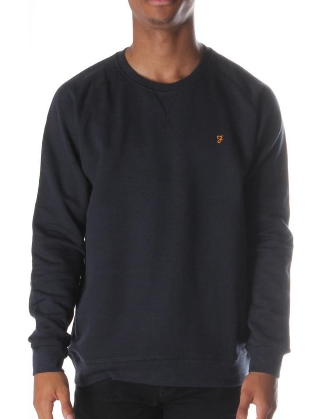 Farah Jared Men's Sweat Top Navy