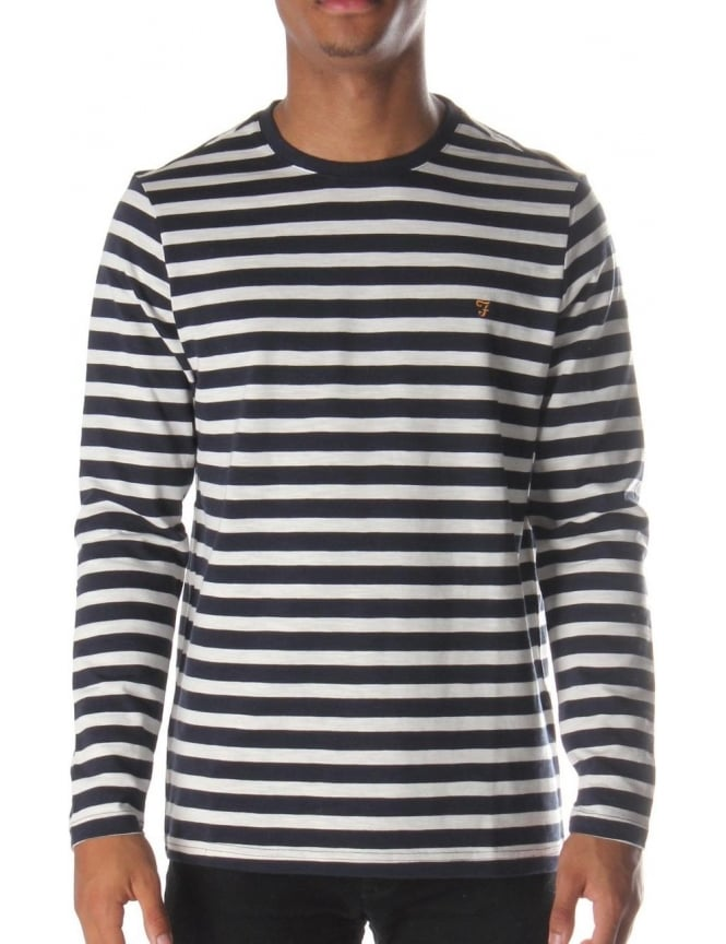 Farah Radway Men's Stripe Top