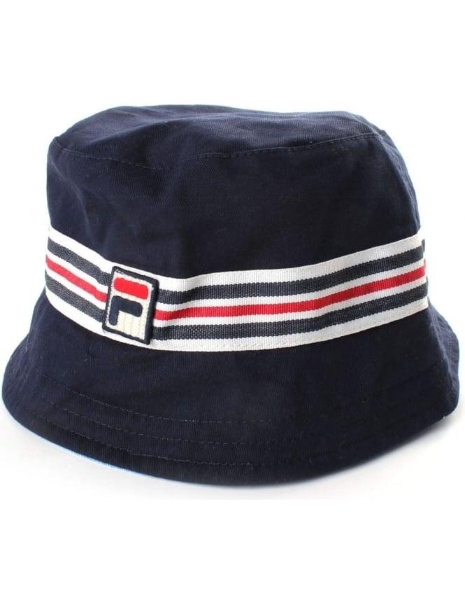 Fila Legion Reversible Men s Bucket Hat Peacoat 7db0bbcc238
