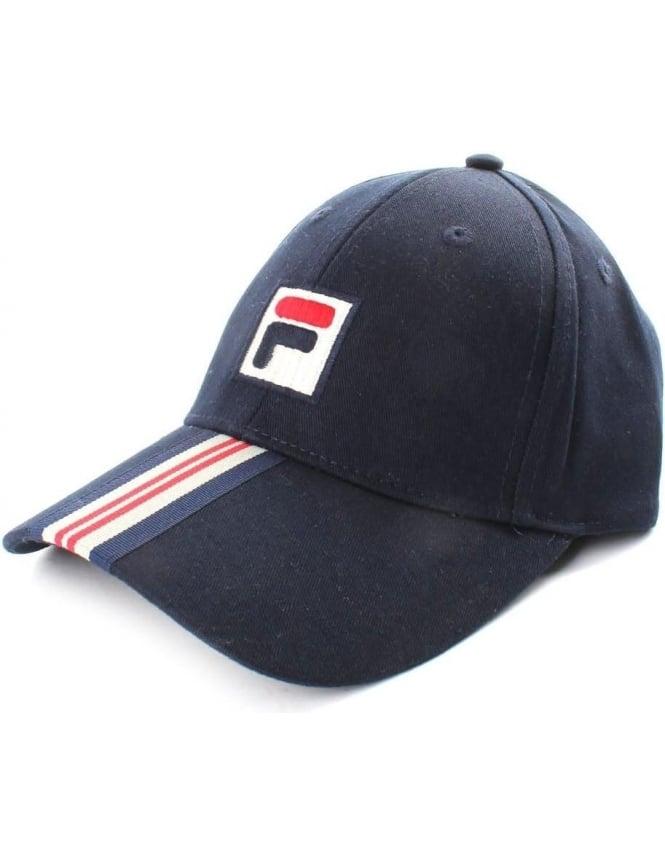 Fila Walker Men s Baseball Cap Peacoat 91a770b35a4