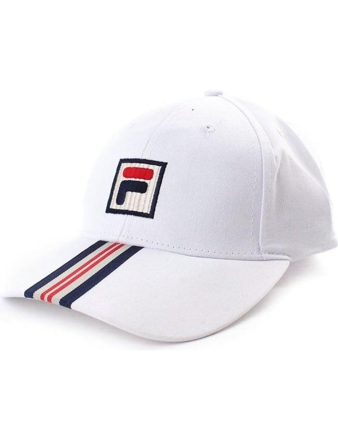 Fila Walker Men s Baseball Cap White 6b850d04281