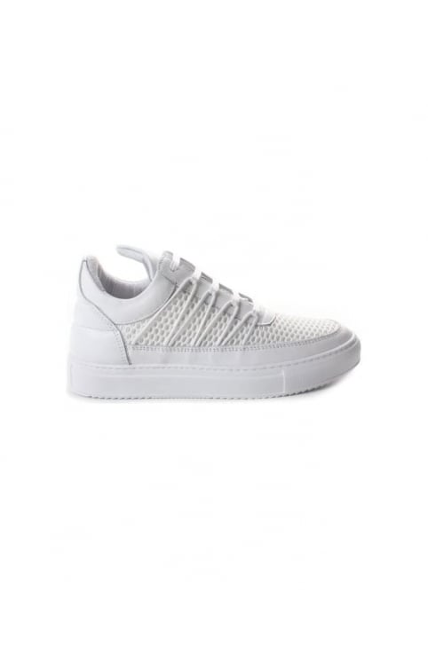 Low Top Cane Women's Lace Up Trainer