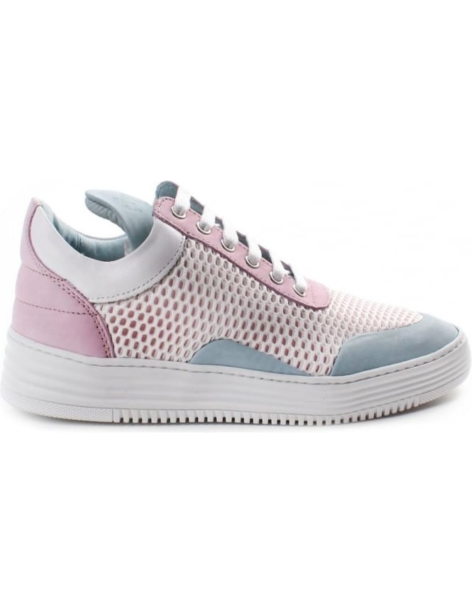 Filling Pieces Low Top Women's Mesh Trainer