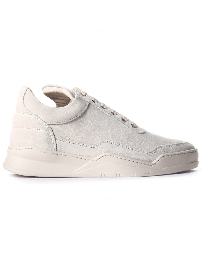 Filling Pieces Men's Low Top Ghost Tone Trainer