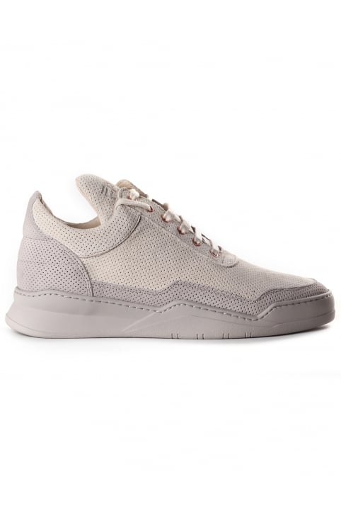 Men's Low Top Perforated Trainer