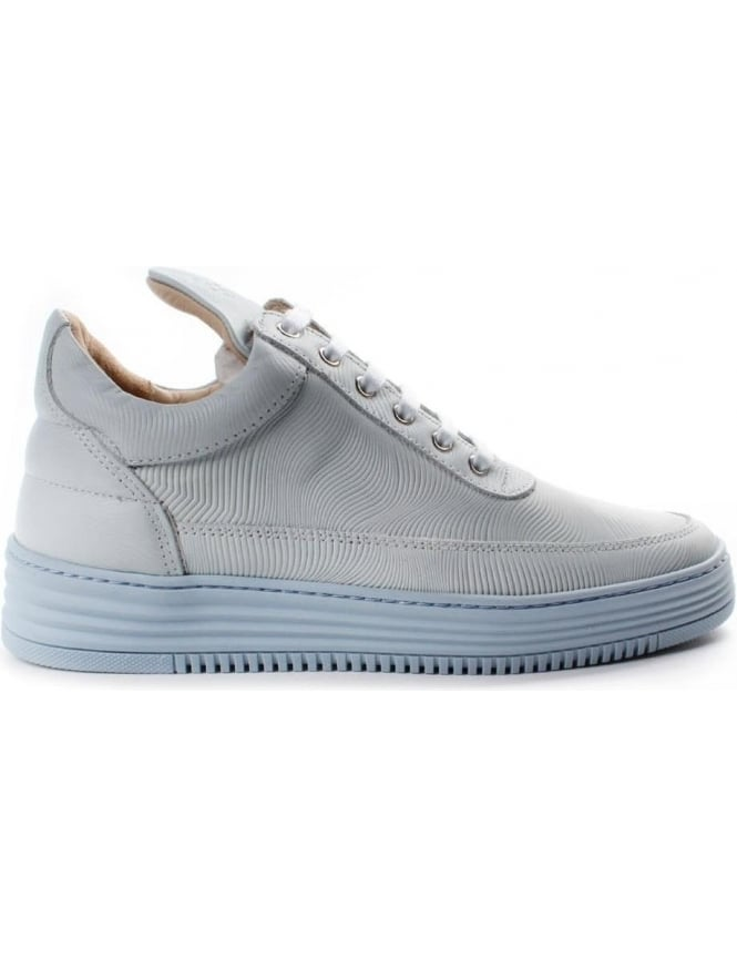 Filling Pieces Monotone Women's Low Top Trainer